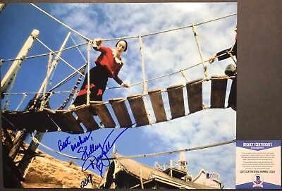 Rare   Shelley Duvall Olive Oyle Popeye Signed 11X14 Photo  3 Beckett Bas