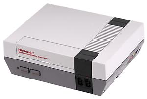 NES Nintendo Entertainment System console only Reservoir Darebin Area Preview