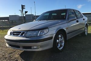 SAAB 9-5 SE  - BELOW COST - VERY NICE CAR - -ROADY INCLUDED Eagle Farm Brisbane North East Preview