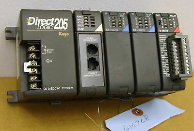 Direct Logic 205 Programmable Control 6167lr