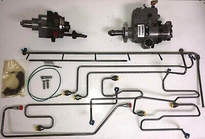 John Deere 4020 Roosa Master Fuel Injection Pump Conversion Kit Cb To Jdb
