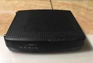 Arris ultra high speed cable modem