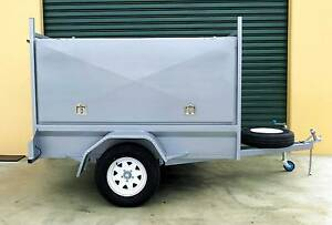 7x4 Australian made Tradesmans Trailer Clontarf Redcliffe Area Preview