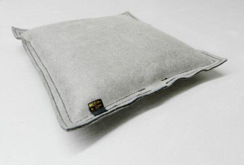 "Sandbag Leather 7""Square Metalsmith Bench Forming Anvil Dapping Chasing Stamping"
