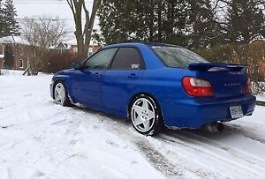 2002 Subaru WRX *NEW ENGINE*
