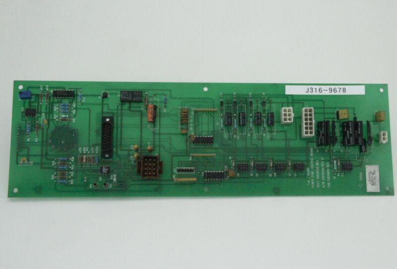9678 THERMO SCIENTIFIC POWER CUBE CONTROL BOARD 13859700