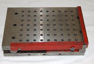 Spi 12 X 8 Swiss Precision Sine Plate Machining Lathe Mill Machinist