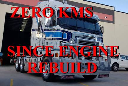 2010 Freightliner Argosy Prime Mover | 0km since engine