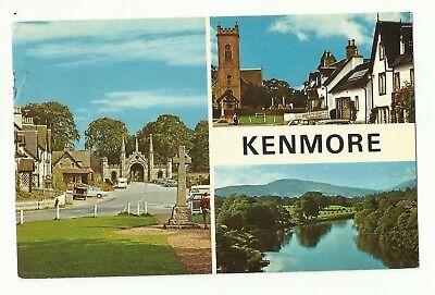 Kenmore postcard 1975