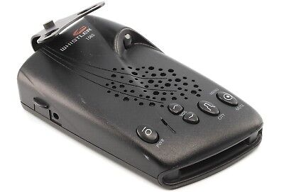 Whistler 1585 Radar-Laser Detector w/Real Voice Alerts NO Power Cord, used for sale  Shipping to India