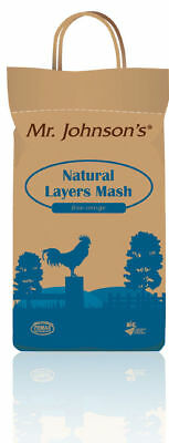Mr Johnson's Natural Layers Mash 5kg