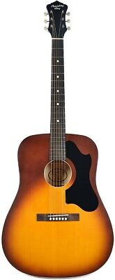 Recording King RDS-9-TS Dirty 30's Series 9 Dreadnought Acoustic Guitar