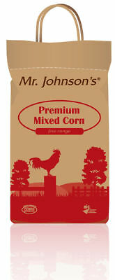 Mr Johnson's Premium Mixed Corn 5kg