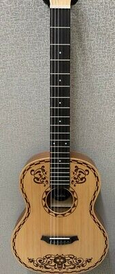 """Cordoba """"COCO"""" Mini Spruce top Acoustic Guitar from the Pixar Movie - Blem #J374"""