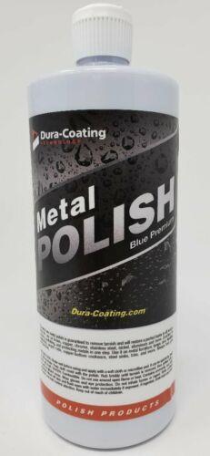 Blue Premium Metal Polish - 32oz