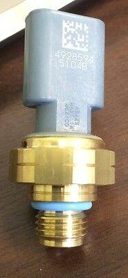 New Genuine Cummins 4928594 ISX Exhaust Gas Pressure Sensor 4