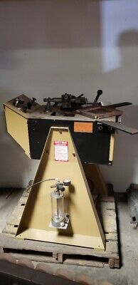 Pistorius Vn-a Miter Joining Machine Underpinner Woodworking Machinery
