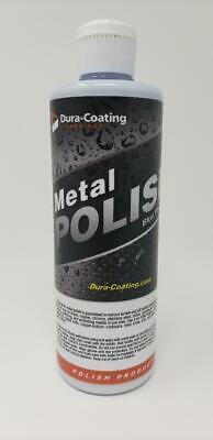 Blue Premium Metal Polish - 16oz