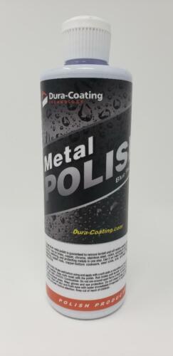 Blue Premium Metal Polish - 16oz
