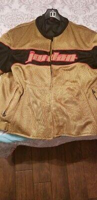 Joe Rocket Michael Jordan 23 Team Replica Textile Motorcycle Jacket - (Joe Rocket Jordan Jackets)