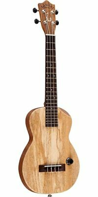 Lanikai Manana-T Hawaiian Made Solid Acoustic Electric Tenor Ukulele - Mango Top