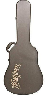 Washburn GCDNDLX Brown Dreadnought Size Deluxe Acoustic Guitar Case