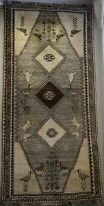 Qashqaei (Shiraaz) Carpet Tribal Collectable Antique Handmade Per Hornsby Hornsby Area Preview