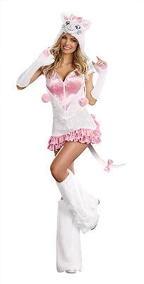 Dreamgirl Pretty Kitty Costume- - Pretty Kitty Kostüm