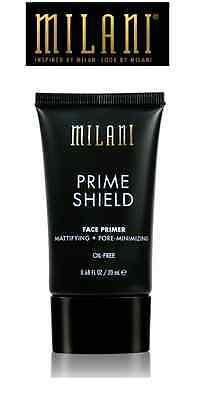 Milani Prime Shield Face Primer Mattifying + Pore Minimizing Oil Free ewg for sale  Shipping to India