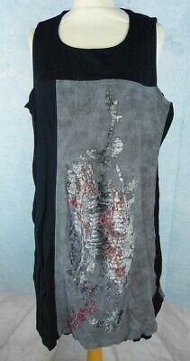 Taille XXL - Noire (Queen Robe)