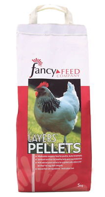 Fancy Feeds Layers' Pellets 5kg