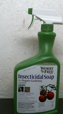 Lilly Miller Insecticidal Soap For Organic Gardening 10024, 24oz  ()