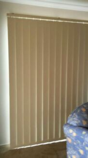 Vertical blinds x2 Caloundra West Caloundra Area Preview