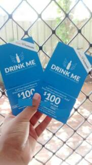Naked Wines $100 Gift Card x2 VALID FOR 30 DAYS ONLY