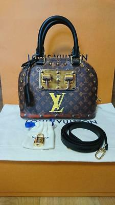 Louis Vuitton Alma BB New Work Monogram Bag ISETAN Shinjuku Popup Store Limited