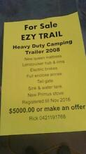 Ezy Trail Camping Trailer Holbrook Greater Hume Area Preview