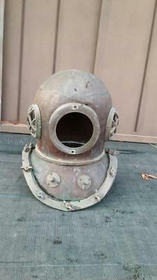 Japanese diving Helmet 20kg shipping EMS 2week arrive!