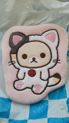 Korilakkuma Kiss Lock Purse cat costume San-x Kawaii New not for sale (Kiss Costumes For Sale)