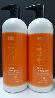 Alterna Hemp Strength Shine Shampoo & Conditioner - 33.8 fl oz -