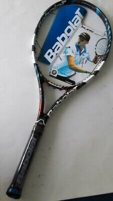 Used, New Babolat Pure Drive Roddick GTplus tennis racquet,43/8,Cortex,Tungsten ,Rare  for sale  Miami