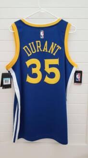 6cbe98577 Brand New Nike Golden State Warriors Durant Jersey.