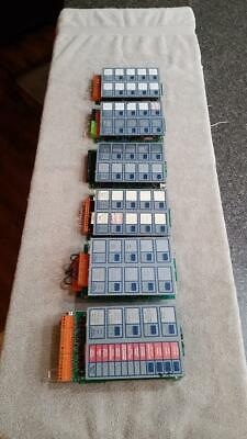 Notifier System 5000 - Pulled Working Fire Alarm - Full System