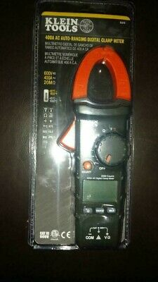New Klein Tools Cl210 400a Ac Auto-ranging Digital Clamp Meter