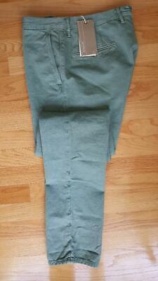 Incotex Cotton/Linen Slim Fit Pants Sz 33