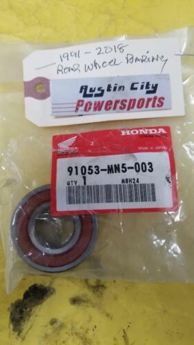 1991-2018 honda rear wheel bearing #91053-mn5-003