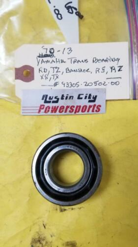 1970-13 yamaha transmisson bearing