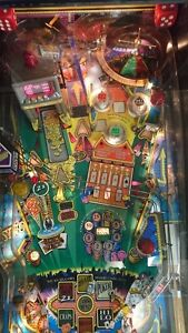 2001 Stern High Roller Casino Pinball machine - AWESOME! Bowral Bowral Area Preview