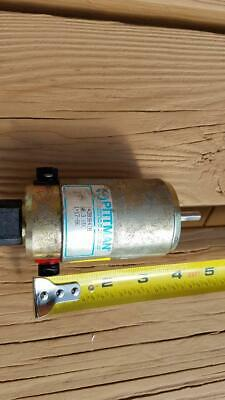 Pittman 14203b428 Dc Motor With 300 Line Encoder