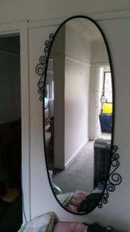 Mirror- decorative frame, Full length