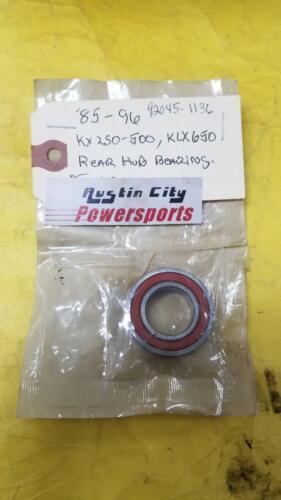 1985-96 kawasaki kx 250-50 klx650 rear hub bearing